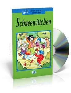 Schneewittchen + CD audio - 2827701462