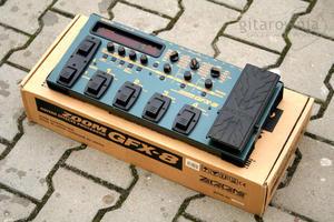 ZOOM multiefekt do gitary elektrycznej GFX8 :: Używany :: Gwarancja 6 miesięcy - 1745881494