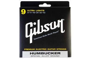 """GIBSON struny do gitary elektrycznej Humbucker .009""""- .042"""" - 1745881561"""