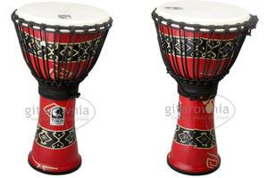"""TOCA bęben djembe 10"""" Bali Red SFDJ10RP - 1745881789"""