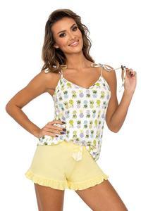 Koszulka nocna Koszula Nocna Model Sabrina Black - Nipplex - 2864279835