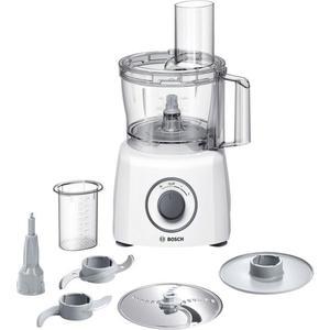 Robot kuchenny BOSCH MCM3100W / 800 W / 2 prędkości / 2,3l - Klasa 2 \ biały - 2855305965