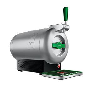 Dystrybutor do piwa KRUPS VB650E / 2 litry / nowoczesny - 2857507763