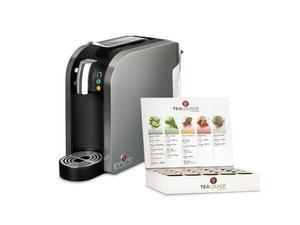 Ekspres do herbaty TEEKANNE TEALOUNGE System K-fee 15-357-HGSIL-EU-28-0 / do herbaty w kapsułkach / auto. dobór temperatury parzenia - 2857507768
