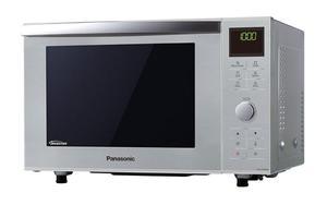 Kuchenka mikrofalowa PANASONIC NN-DF385M / 1000 W / 23 l / 20 programów / Funkcja rozmrażania - 2857507790