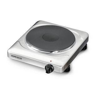 Kuchenka elektryczna jednopłytowa ROMMELSBACHER THS2022 / 2000 W / stal nierdzewna / średnica płyty 22 cm - 2858320819