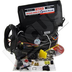 Elektronika AC STAG-300-6 QMAX Plus 6 cyl. - 2844883813
