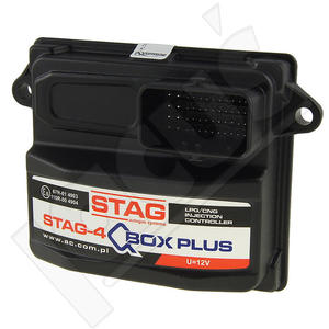 Komputer instalacji AC STAG-4 Q-BOX Plus 4 cyl. - 2861233763