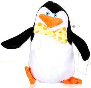 Maskotka pluszak Pingwiny z Madagaskaru Skiper - 2824783376
