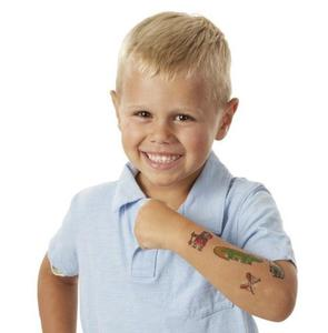 Zestaw tatuaży dla chłopców - 2824784945