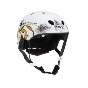 Regulowany Kask sportowy Star Wars BB8 roz.54-58 - 2847248150