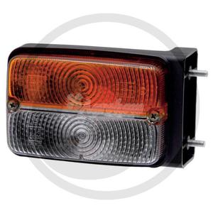 Lampa kierunkowskazu prawa Case 5120 - 2832374339