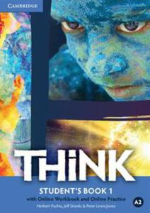 Think 1 Student's Book with Online Workbook and Online practice - 2848588208