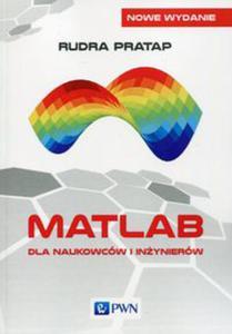 Matlab dla naukowców i inżynierów - 2848593148