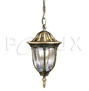 LAMPA OGRODOWA POLUX FLORENCJA ALU3118HP PATYNA WISZĄCA - 2875312849