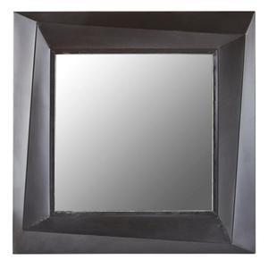 1796e7105ef2 Villa Collection MIRROR Lustro Ścienne w Metalowej Ramie - Czarne -  2872951251