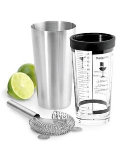 Blomus LOUNGE Zestaw Barmański - Shaker + Akcesoria do Drinków - 2833031506