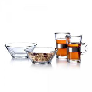 Rosendahl GRAND CRU 2 Szklanki do Herbaty + 2 Miski Śniadaniowe - 2833030745