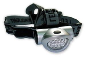 Lampa czo��wka King Camp 8 LED - 2832907434