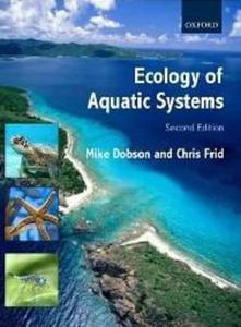 Ecology of Aquatic Systems - 2832904809