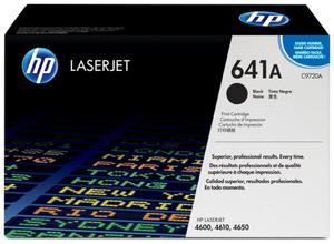 Oryginał Toner HP 641A do Color LaserJet 4600/4650   9 000 str.   czarny black - 2842257045
