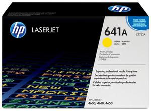 Oryginał Toner HP 641A do Color LaserJet 4600/4610/4650   8 000 str.   yellow - 2835584506