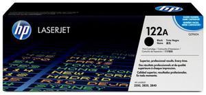 Oryginał Toner HP 122A do Color LaserJet 2550/2820/2840 | 5 000 str. | czarny black - 2835584517