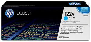 Oryginał Toner HP 122A do Color LaserJet 2550/2820/2840 | 4 000 str. | cyan - 2836263683