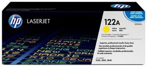 Oryginał Toner HP 122A do Color LaserJet 2550/2820/2840 | 4 000 str. | yellow - 2835584518