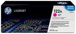 Oryginał Toner HP 122A do Color LaserJet 2550/2820/2840 | 4 000 str. | magenta - 2835584519