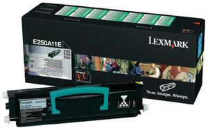Oryginał Kaseta z tonerem Lexmark do E-250/352/350 | zwrotny | 3 500 str. | czarny black - 2884029925