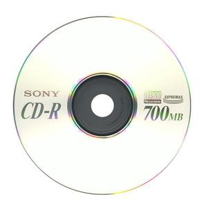 Płyta CD-R 700mb Sony bez opakowania - 2060686569