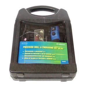 Wiertarka mini z zestawem akcesoriów 66szt - 2060686733