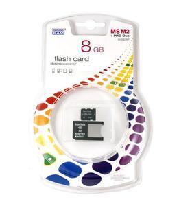 Karta pamięci 8gb M2 z adapterem Pro Duo Good Ram - 2060689911