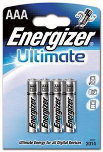 Bateria R-03 Ultimate Lithium Energizer - 2060689996