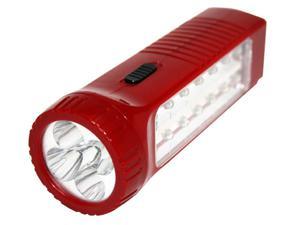 Latarka 19LED z akumulatorem 220V 219 Yamakasi z adapterem - 2060692915