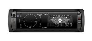 Radioodtwarzacz samochodowy PY-3122 MP4/MP3/USB/SD Peiying