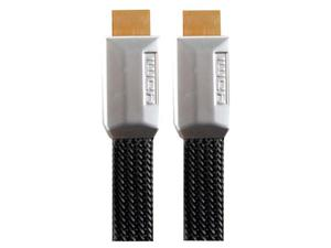 POZŁACANE  HDMI MĘSKIE 19P NA HDMI MĘSKIE 19P  - 1.8m / V1.3 - 2060693716