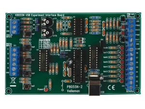 EKSPERYMENTALNA KARTA INTERFEJSU USB - 2060694446