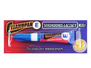 Klej uniwersalny Cyjanopan E niebieski - 2060695979