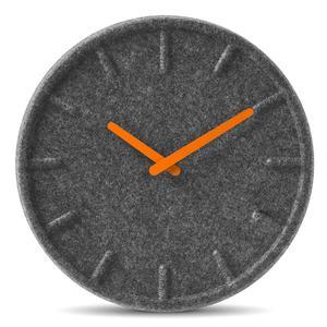 Zegar Leff felt35 orange - 2853181779