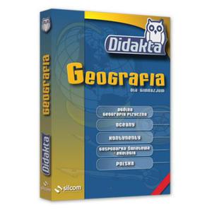 DIDAKTA Geografia - licencja na dostęp online - 2832461297