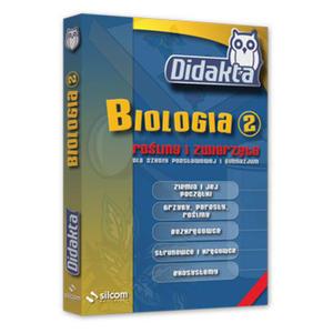 DIDAKTA Biologia 2 (Rośliny i zwierzęta) - licencja na dostęp online - 2832461311