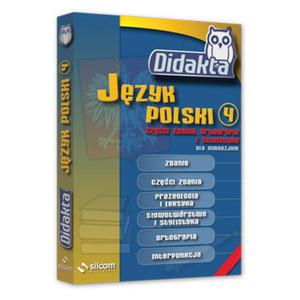 DIDAKTA Język polski 4 - licencja na dostęp online - 2832461315