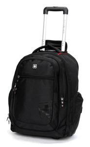 c5157aa4a9438 Plecak na Laptopa z Kółkami SwissBags College 42 L - 2836897383