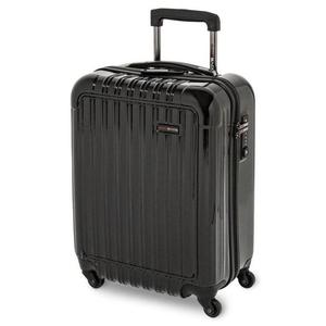 66d1774f5c8a7 Walizka SwissBags Q-Box (M) 65 cm - Czarna - czarny \ Średni