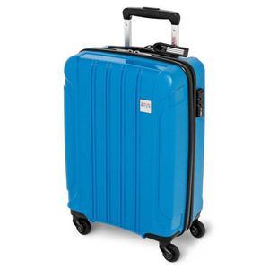 c87aa31fdcf72 Walizka Kabinowa SwissBags Tourist (S) 55 cm - Niebieska - niebieski ...