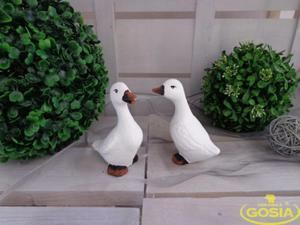 Gąski - figurka ceramiczna - 2847923458