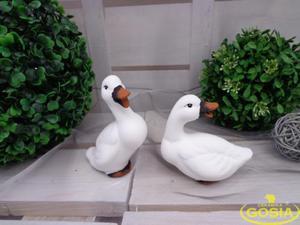 Gąski - figurka ceramiczna - 2847923461