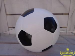 Piłka nożna skarbonka - figurka ceramiczna - 2848162361